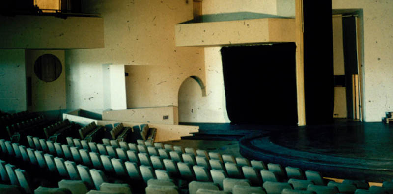 Upgrading Frank L Wright's Dallas Theater