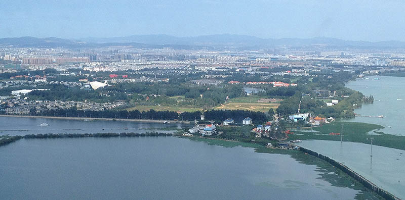 Investigate Kunming's Lakes & City Storm Water Development, Yunnan, China